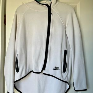 Nike Zip Up Hooded Sweatshirr